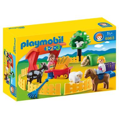 Playmobil Petting Zoo