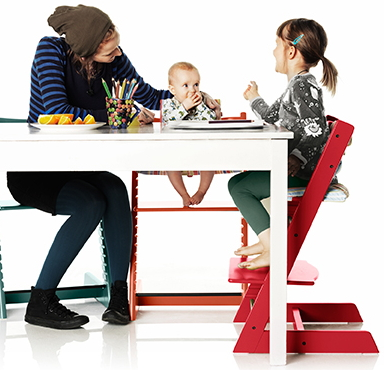 Buy Stokke Tripp Trapp Baby Set Natural at Well.ca | Free Shipping $35+ in Canada