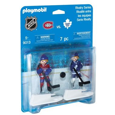 Playmobil NHL Rivalry Series Montreal vs Toronto