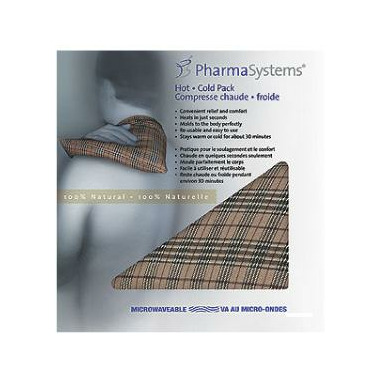 PharmaSystems Hot and Cold Packs