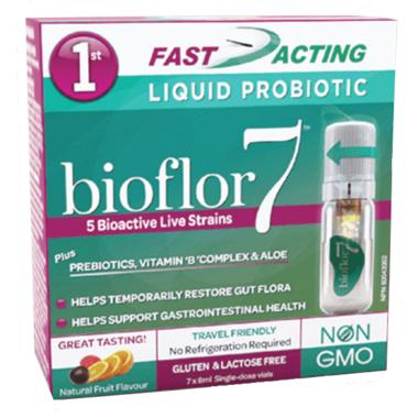 Bioflor 7 Probiotic 20 Billion Live Cells
