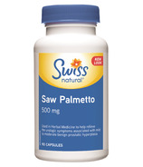 Swiss Natural Saw Palmetto