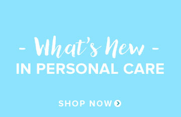 What's New in Personal Care