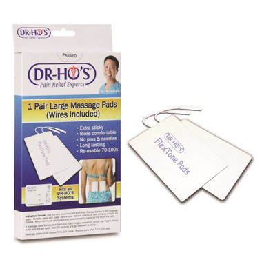Dr. Ho\'s Replacement Flextone Electrode Gel Pads