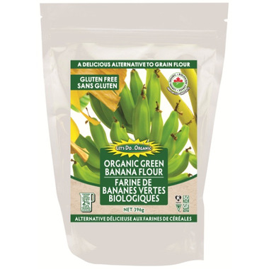 Buy Let's Do...Organic Green Banana Flour at Well.ca ...