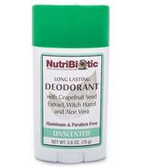 Nutribiotic Unscented Deodorant