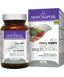 New Chapter Every Man's One Daily 40+ Whole Food Multivitamin