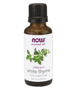 NOW Essential Oils White Thyme Oil
