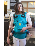 Lillebaby Complete Embossed Teal Baby Carrier
