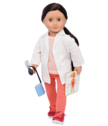 Our Generation Nicola Doctor Doll