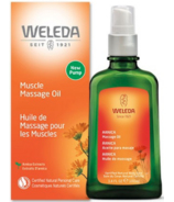 Muscle Massage Oil - Arnica