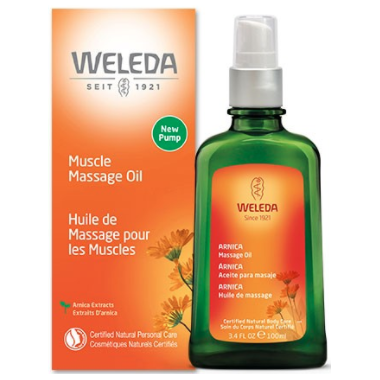 Muscle Massage Oil - Arnica