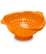 Preserve Colander Large Orange 3.5QT