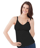 Bravado Designs The Essential Nursing Tank Black