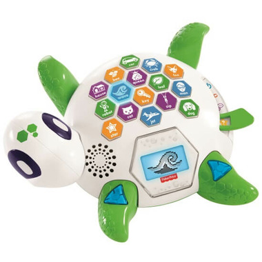 Fisher Price Think & Learn Spell & Speak Sea Turtle