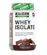 Kaizen Naturals Whey Isolate Protein Decadent Chocolate