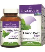 New Chapter Lemon Balm