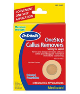 Dr. Scholl's OneStep Callus Removers