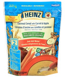 Heinz Oatmeal Cereal With Carrot & Apple