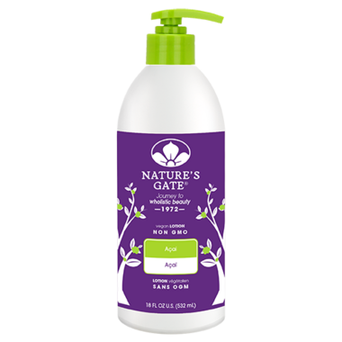 Buy Nature S Gate Acai Lotion At Well Ca Free Shipping