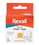 Rexall First Aid Tape Cloth In Box
