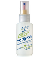 Kinesys Alcohol Free Spray Sunscreen Fragrance Free Travel Size