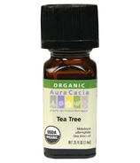 Aura Cacia Tea Tree Organic Essential Oil