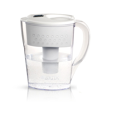 Brita Space Saver 6-Cup Water Pitcher