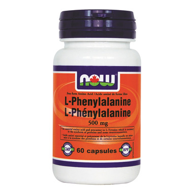 NOW Foods L-Phenylalanine