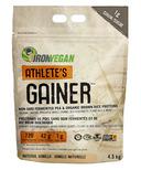 IronVegan Athlete's Gainer Protein Natural Vanilla