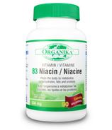 Organika Vitamin B3 Niacin