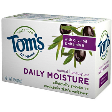 Tom\'s of Maine Daily Moisture Beauty Bar