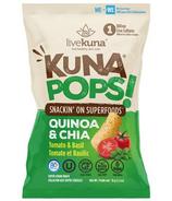 KunaPops Super Grain Snack Tomato & Basil