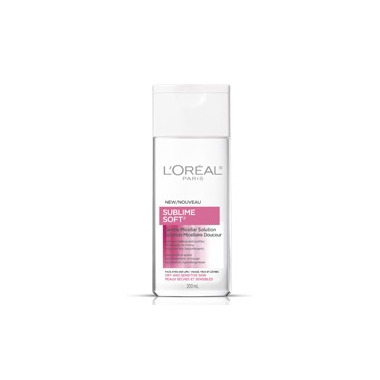 L\'Oreal Sublime Soft Gentle Micellar Solution
