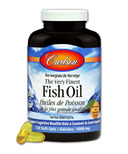 Carlson The Very Finest Norwegian Fish Oil
