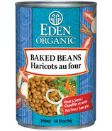 Eden Organic Canned Baked Beans With Sorghum & Mustard