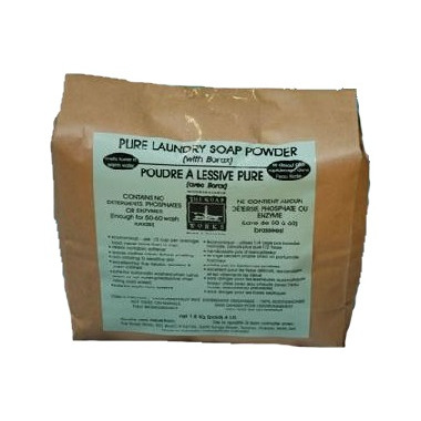 The Soap Works Pure Laundry Soap Powder