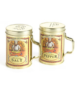 Italian Salt & Pepper Set