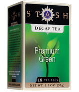 Stash Premium Green Decaf Tea
