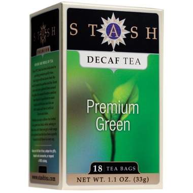 Stash Premium Green Decaf Tea