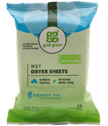 Grab Green Wet Dryer Sheets