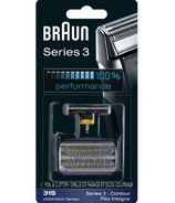 Braun 31S Replacement Combi Pack
