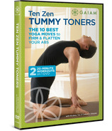 Ten Zen Tummy Toners with Rodney Yee & Cameron Shayne