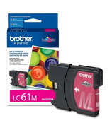 Brother LC61MS Magenta Ink Cartridge