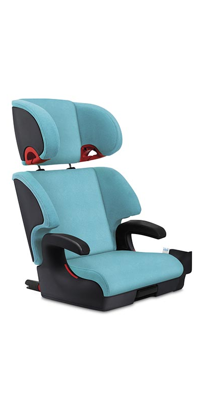buy clek oobr full back booster seat at free shipping 35 in canada. Black Bedroom Furniture Sets. Home Design Ideas