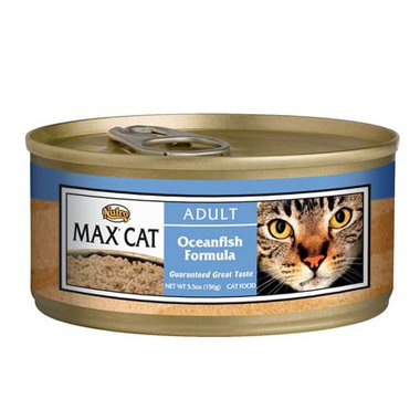 Max Cat Canned Cat Food Reviews