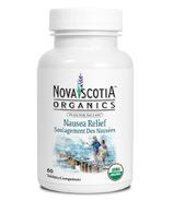 Nova Scotia Organics Nausea Relief