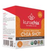 Kunachia Organic Chia Shots