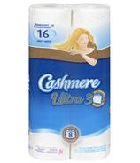 Cashmere Ultra-3 Bathroom Tissue Double Rolls