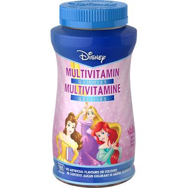 Disney Princess Multivitamin Gummies
